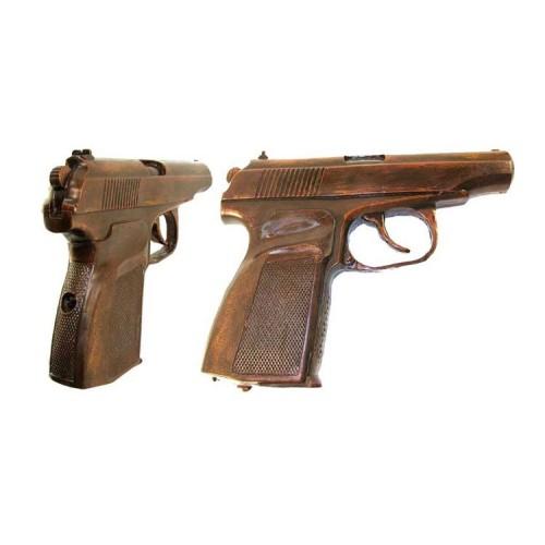 """Шоколадная фигура """"Пистолет"""""""