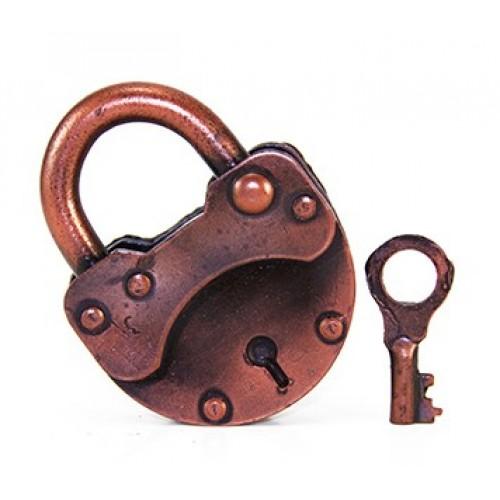 """Шоколадная фигура """"Замок с ключом"""""""
